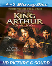 King Arthur-Extended Unrated Directors Cut (Blu-ray)
