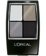 L'Oreal Studio Secrets Professional Color Smokes Eye Shadow, Blackened S... - $12.52