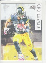 2015 Topps On FIRE #13 Le'VEON BELL Pittsburgh Steelers RB  192430 - $0.98
