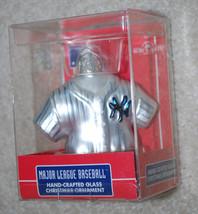 New York Yankees Kurt Adler Major League Baseball Glass Christmas Orname... - $13.32