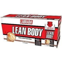 LABRADA - Lean Body Ready To Drink Whey Protein Shake, Convenient On-The... - $36.46