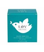 Løv Organic - Exotic Fruit - Refreshing, Organic Exotic Fruit Tea - $20.79