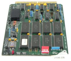 REPAIRED GD CALIFORNIA 7706-16L BATTERY RAM CARD 770616L, 7706