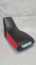 Yamaha TRI-MOTO Seat Cover YTM225 83-86 In 2-tone Black & Red Or 25 Colors (St) - $42.95