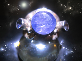 HAUNTED RING ALEXANDRIA YOU ARE MY KINDRED FAMILY HIGHEST LIGHT OOAK MAGICK - $4,191.11