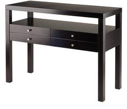 Winsome Wood 92656-WW Copenhagen Occasional Table, Espresso - $206.70