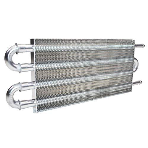 A-Team Performance Aluminum Tube & Fin Universal Transmission Oil Cooler, 12-3/4