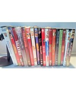 DVD Lot of 18  movies, TV shows- some sealed - $9.89