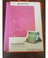 """Griffin Universal Folio Tablet Protection Case for 7"""" -8.5"""" Tablets/E-re... - $19.51"""