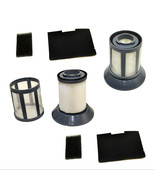 2-Pack HQRP Dirt Cup Filter Kit for Bissell Zing Easy-Vac CleanView Vacu... - $19.95