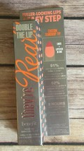 Benefit They're Real Double The Lip Lipstick & Liner Coral Confessions 0.05 Oz - $12.16