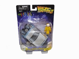 Back to The Future Minimates Time Machine Vehicle - $49.49