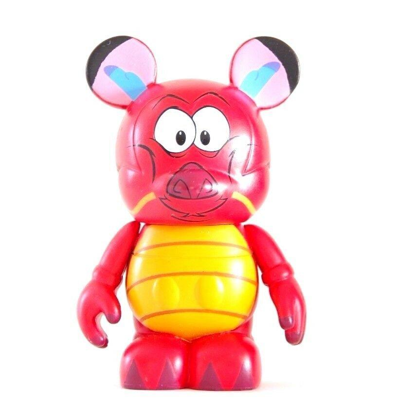 Disney Parks Vinylmation Figure Mushu Dragon of Mulan Animation Series #1 - $14.80