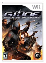 G.I. Joe: Rise of the Cobra [Nintendo Wii] [video game] - $14.69