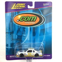 Johnny Lightning .Com Racers CBS Sports #69 Car NEW - $14.84