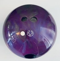Columbia 300 Scout/R Reactive Purple Bowling Ball Used LH - $50.00