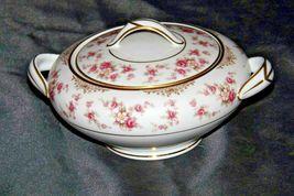 Noritake China (1 sugar with lid) Charmaine 5506 AA20-2360J Vintage image 4