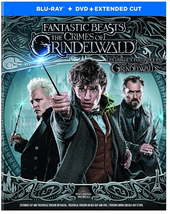 Fantastic Beasts: Crimes Of Grindelwald (Blu-ray + DVD)