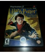 Harry Potter and the Chamber of Secrets Black Label PS2 NM **Inv03100** - $9.26