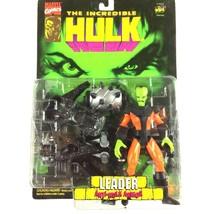 Incredible Hulk Anti-Hulk Armor Leader Action Figure 1996 Marvel ToyBiz ... - $24.70