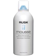 Rusk Mousse Maximum Volume and Control, 8.8oz