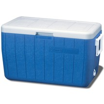 Coleman Performance Cooler, 48-Quart - Blue - $36.93
