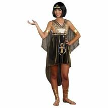"""JEWEL OF THE NILE"" CLEOPATRA EGYPTIAN TEEN HALLOWEEN COSTUME JUNIORS ME... - $24.78"
