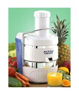 JACK LALANNE Ultimate POWER JUICER produces 30% more juice than other juicers - $257.40