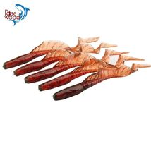 10pcs/Lot Classic Soft Lure 13cm 5-Inch Swimbaits Artificial Bait Silicone Worms image 7