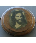 Nice Wooden Wall Plaque Lacquered, GOOD COND - $4.94