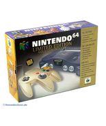 N64, GOLD NINTENDO 64 GAMES CONSOLE, Nintendo 64 console Gold Edition bo... - $1,399.99