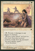 Magic: The Gathering: Fallen Empires - Combat Medic (A) - $0.25