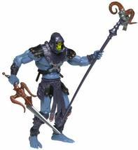 MASTERS OF THE UNIVERSE SKELETOR (BLUE) ACTION FIGURE - $42.57