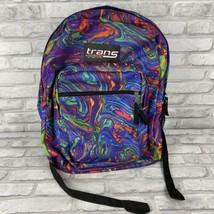 JanSport Trans Backpack Tye Dye Watercolor JS00TM60 School Backpack - $21.99