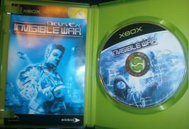 Deus Ex Invisible War 2004 Eidos Game for Microsoft Xbox - $16.69