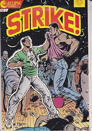 Strike! #2 [Comic] [Jan 01, 1987]