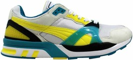 Puma Trinomic XT 2 White/Grey-Buttercup 355868 14 Men's - $49.23