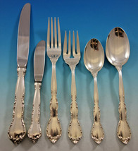 Mignonette by Lunt Sterling Silver Flatware Set for 8 Service 59 pieces - $3,495.00