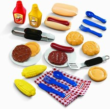 Little Tikes Backyard Barbeque Grillin' Goodies free shippiN - $28.71