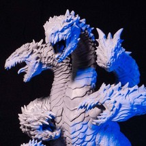 VERY BIG - Hydra - Monster - Ancient - 3D - Detachable Heads - Resin Miniature - - $58.99