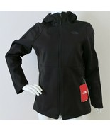 THE NORTH FACE Women's Apex Risor Hoodie Softshell Jacket TNF BACK sz S ... - $90.00