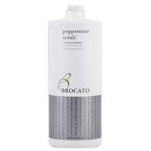 Brocato Peppermint Scrub Shampoo Liter - $45.00
