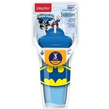 Playtex Sipsters Stage 3 DC Superfriends BATMAN Sippy cup - $19.79