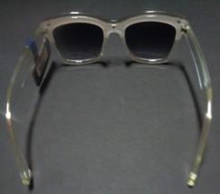 Falls Creek White Clear Sunglasses NWT 100% UV Protection image 9