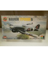 NEW MODEL- AIR FIX MODEL KITS- 01027 HAWKER TYPHOON 1B- SKILL 1- 1/72 SC... - $5.88