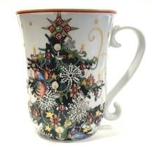 Williams Sonoma 'Twas The Night Before Christmas' Christmas Tree 14oz. M... - $19.99