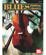 Blues Fiddling Classics  - $17.99