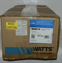 Watts Double Check Valve Assembly Resilient Seated Shutoffs 0062427 image 7