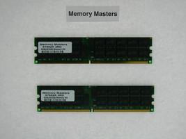 X7802A 4GB (2x2GB) PC2-4200 DDR2 DIMM Memory Kit for Sun Fire T1000