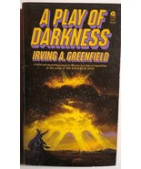 A PLAY OF DARKNESS by Irving A. Greenfield (1974) Avon fantasy pb 1st - $9.89